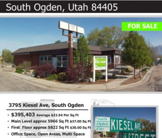 3795 Kiesel Ave, South Ogden - For Sale
